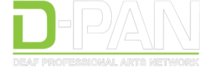 D-PAN: Deaf Professional Artist Network